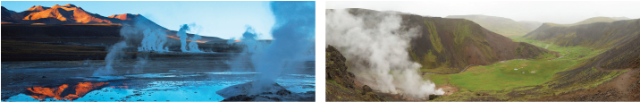 Geothermal Vents